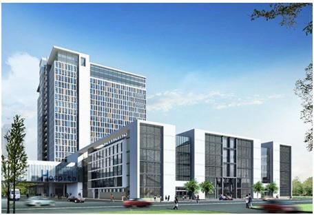 罗森伯格hdcs布线系统在黑龙江省医院项目中成功应用